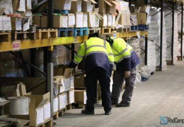 Empleo en Logistica
