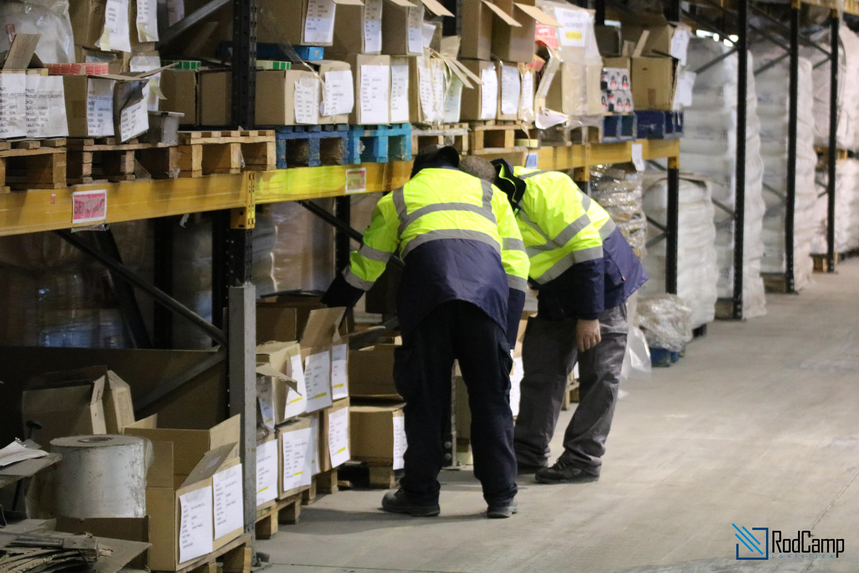 67.300 empresas de logística y transporte inscritas en la Seguridad Social este octubre