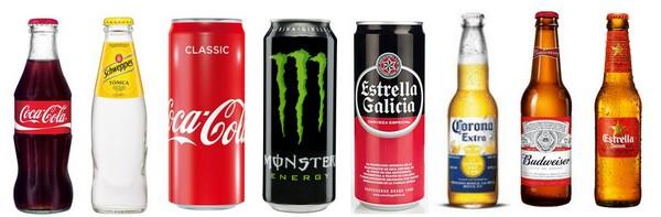 Mercado paralelo de bebidas espirituosas