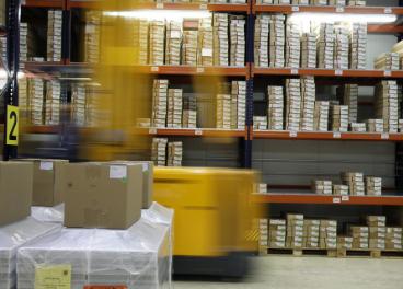 ¿Cómo ayuda la inteligencia artificial a la logística?