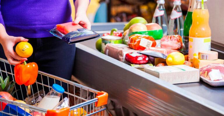 Etiquetado de productos para alimentacion
