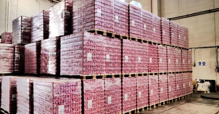 stock logistico