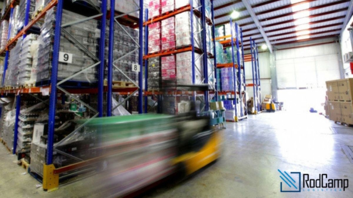 almacenaje logistico